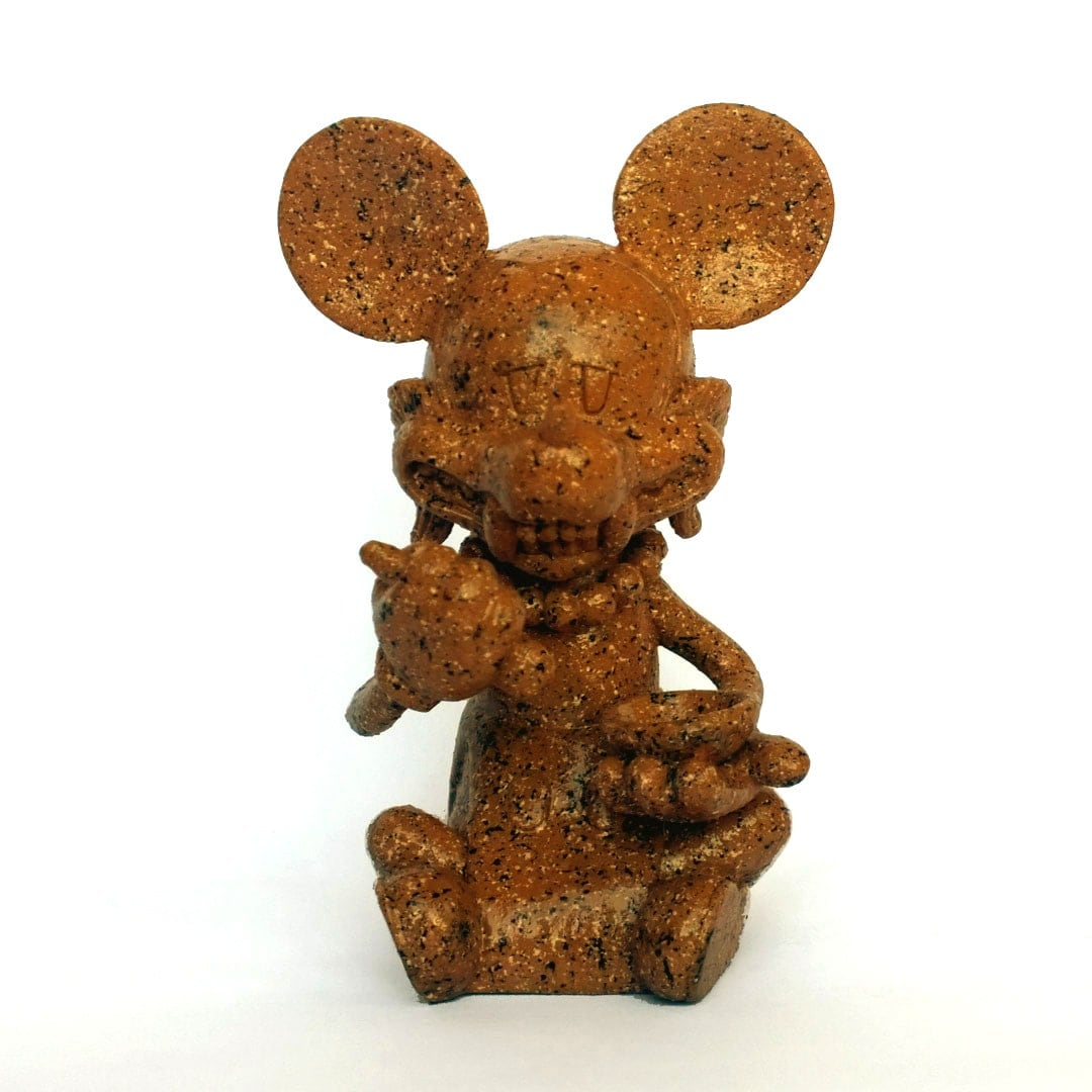 Shaman Mickey Camote Toys Art Toy Resin