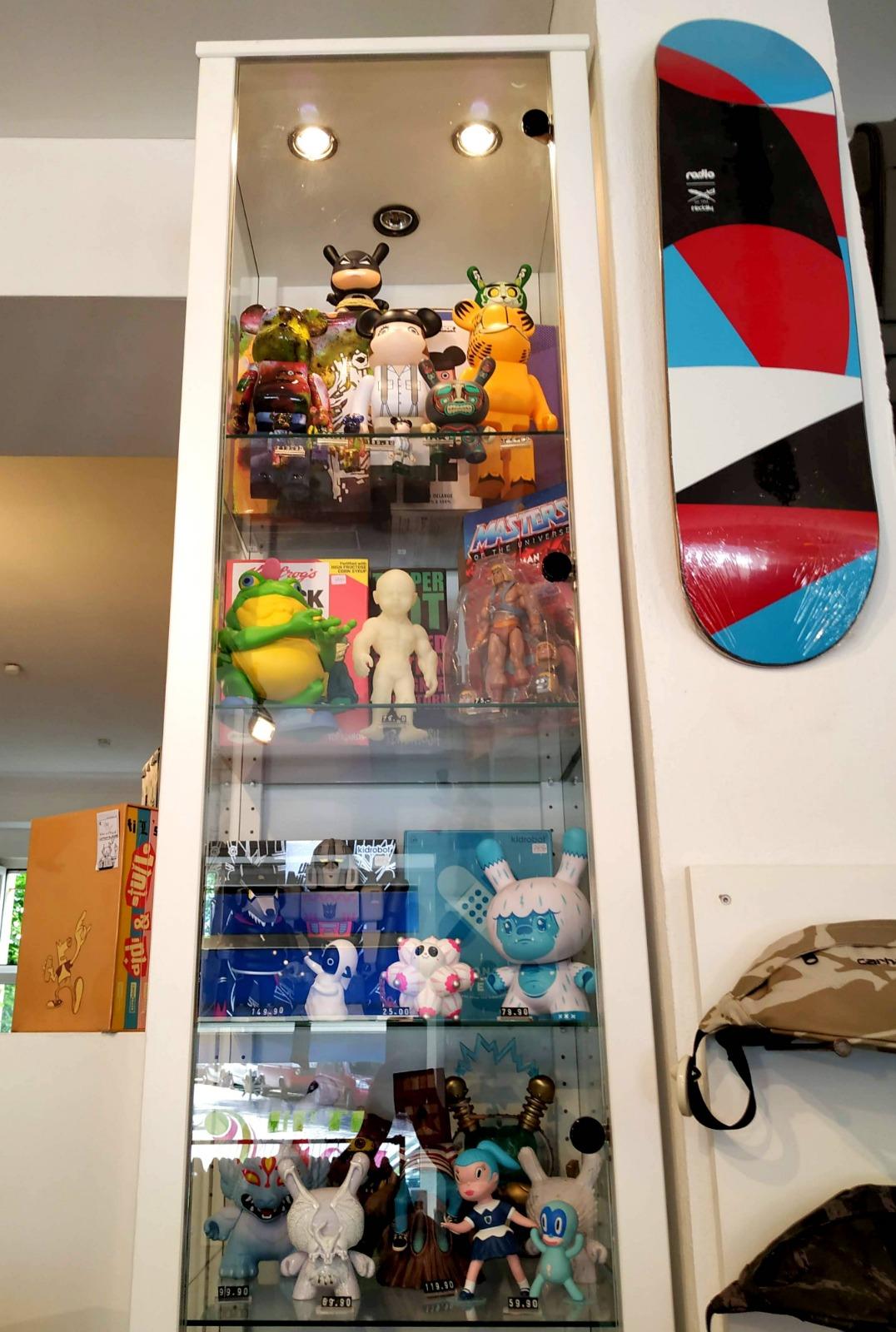BigBrobot Berlin Art Toys Shop