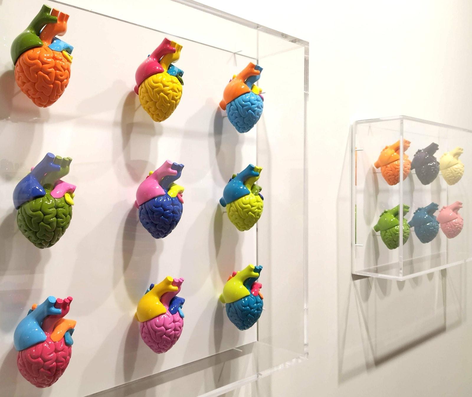 Brainhearts Emilio Garcia Galeria 3 Punts