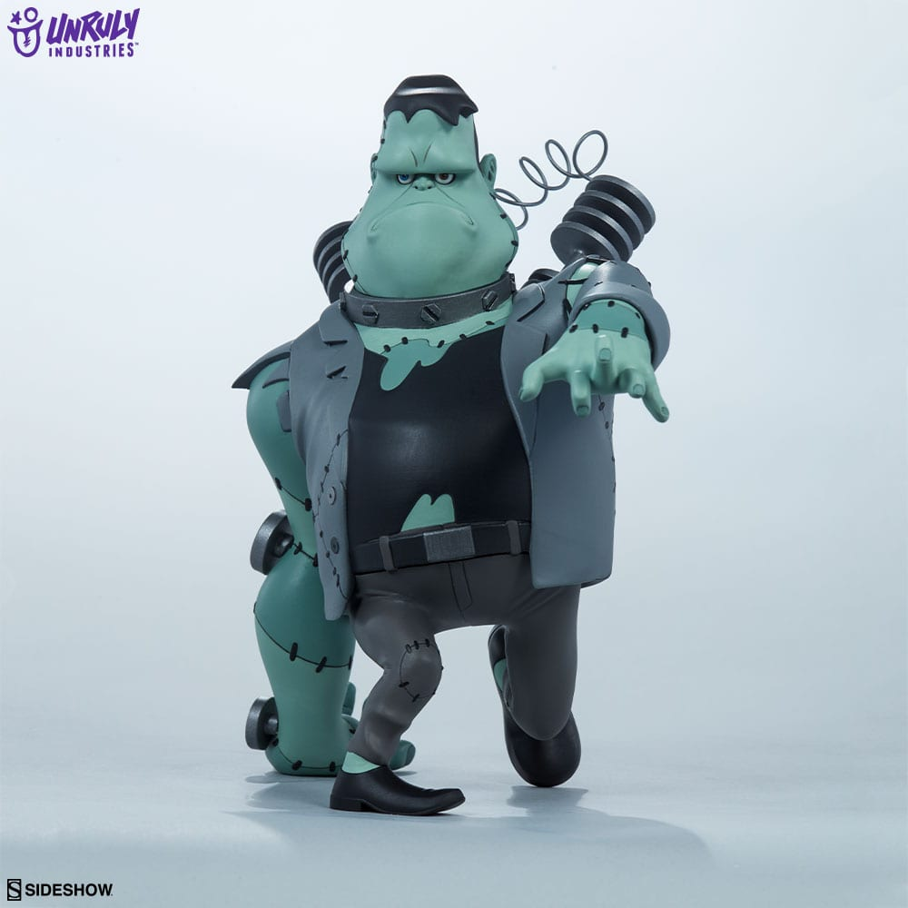 Classic Monsters Unruly Industries Designer Toys Ian MacDonald