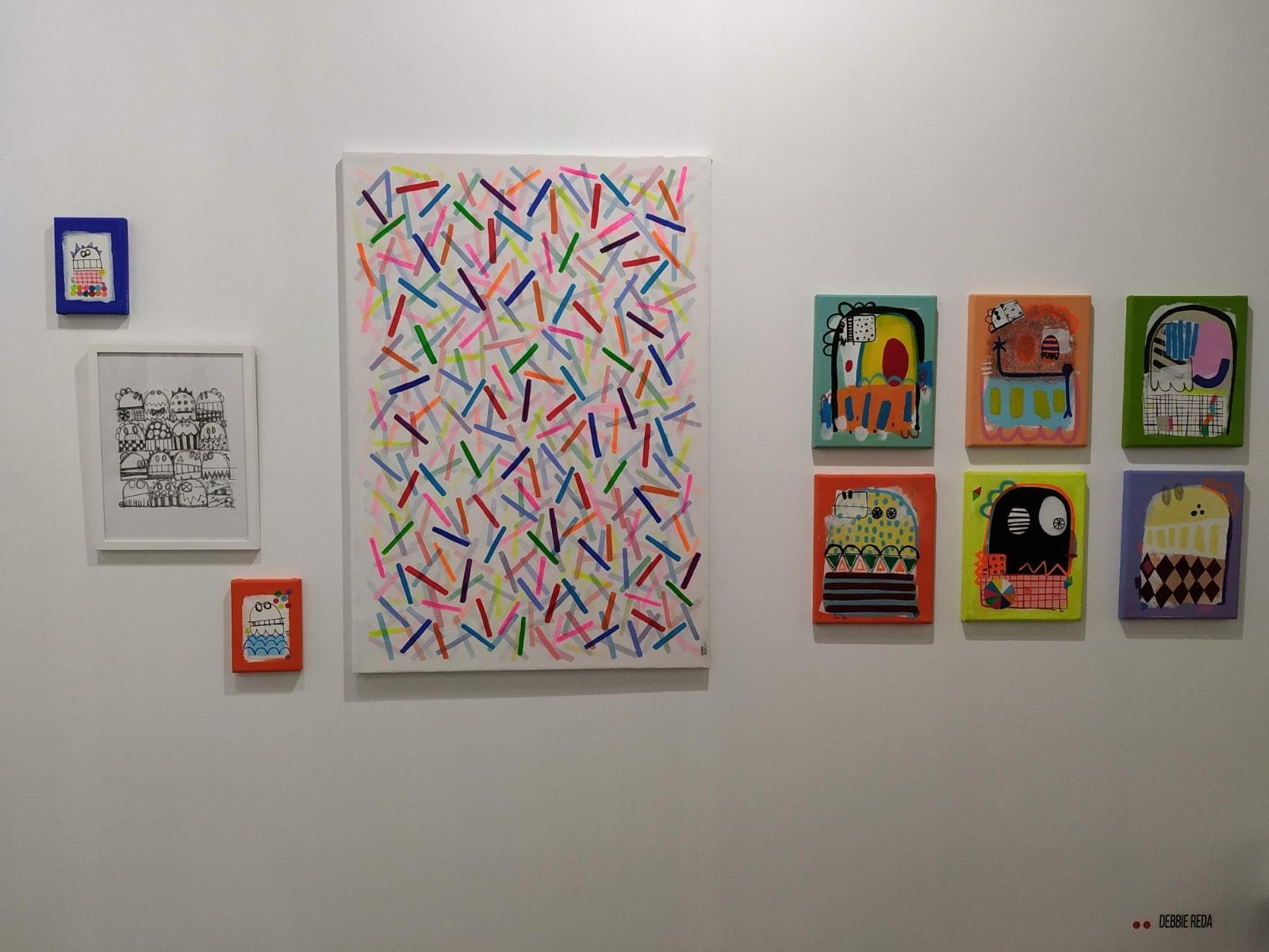 Debbie Reda - Granada Gallery Buenos Aires