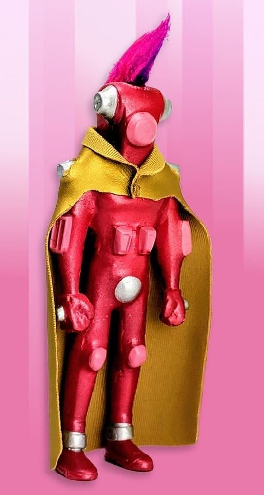 Empiroka Irikanji Facter Resin Art Toy