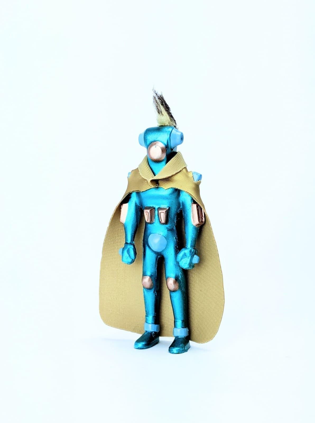 Empiroka Loose Irikanji Facter Resin Art Toy