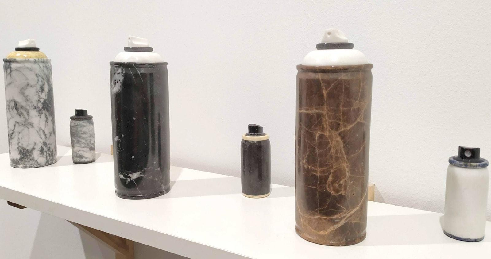 Juan Miguel Quiñones - Helados - Pantocrator Gallery - SWAB
