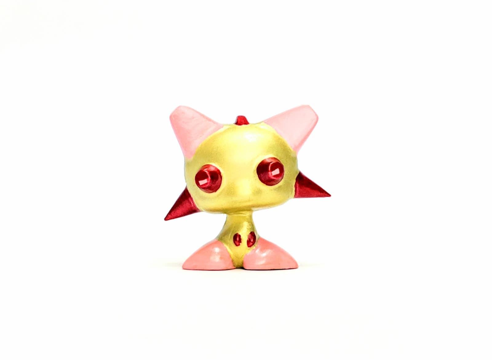 Kittka Loose Irikanji Facter Resin Art Toy