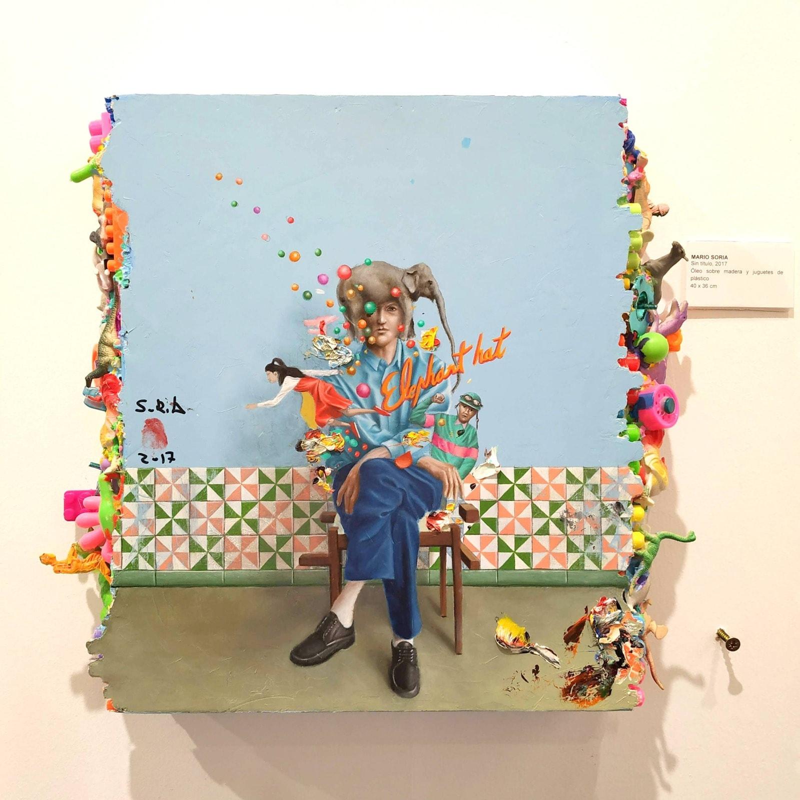 Mario Soria - N2 Galeria