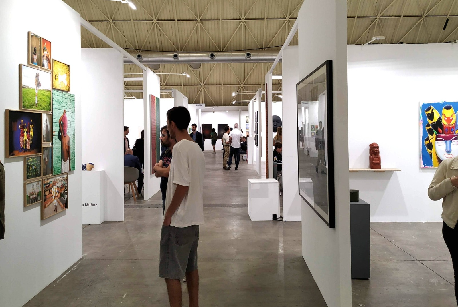 Swab Art Fair 2019 Barcelona