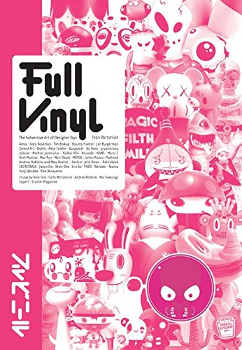 Full Vinyl Book