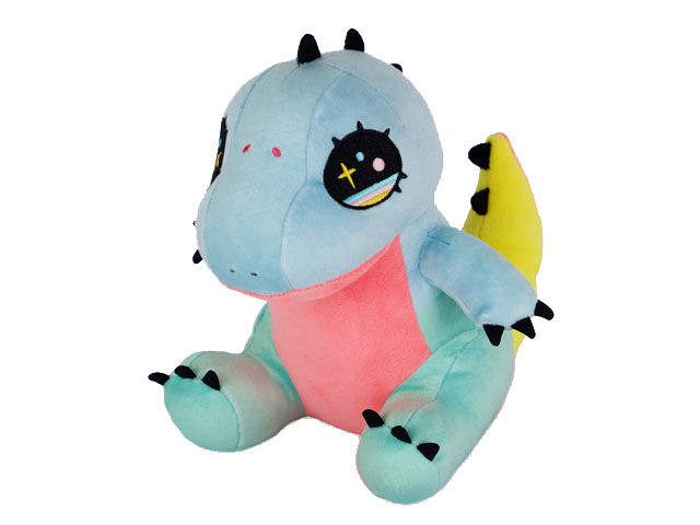 Dino Star Cosmic Girl Okokume Jps Gallery Plush Toy