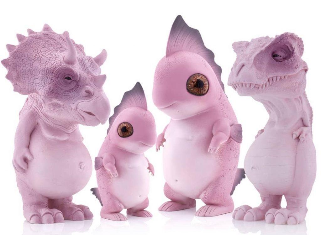 Mari Trini Ornamante Designer Toy Art Toy Marcelino Primitivo