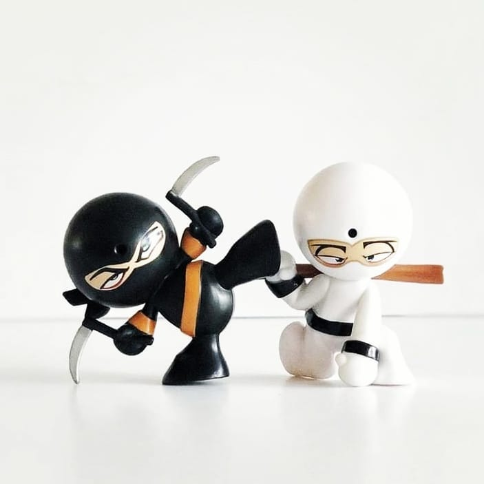 Fart Ninjas Funrise Juguete Coleccionable