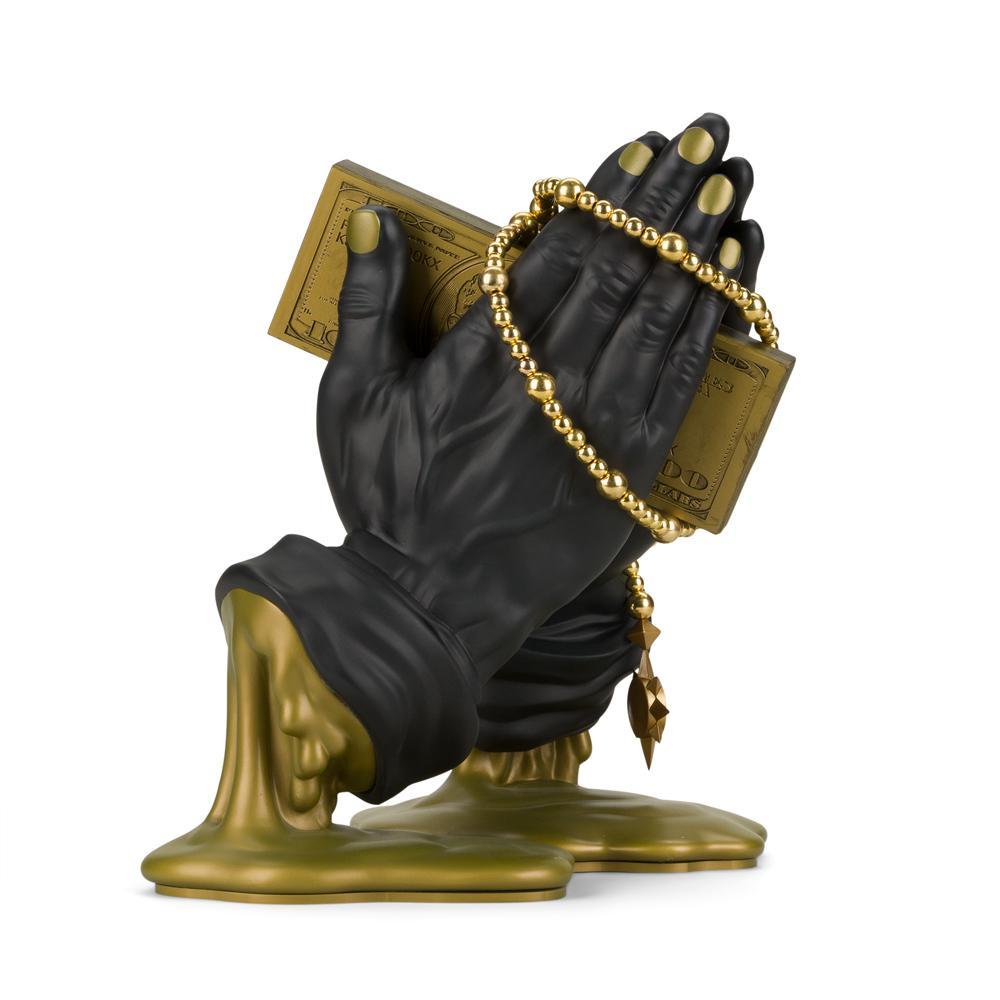 Let Us Pray Frank Kozik Kidrobot Art Figure Vinyl