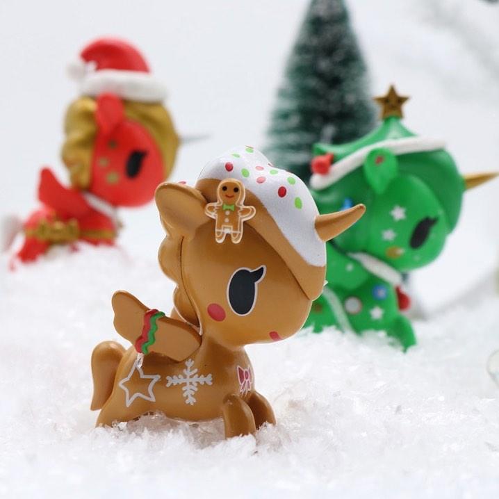 Tokidoki Holiday Unicorno Series 1