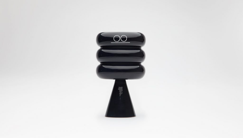 Tuchelin Diaz Faes Blackfaes ceramica diseño
