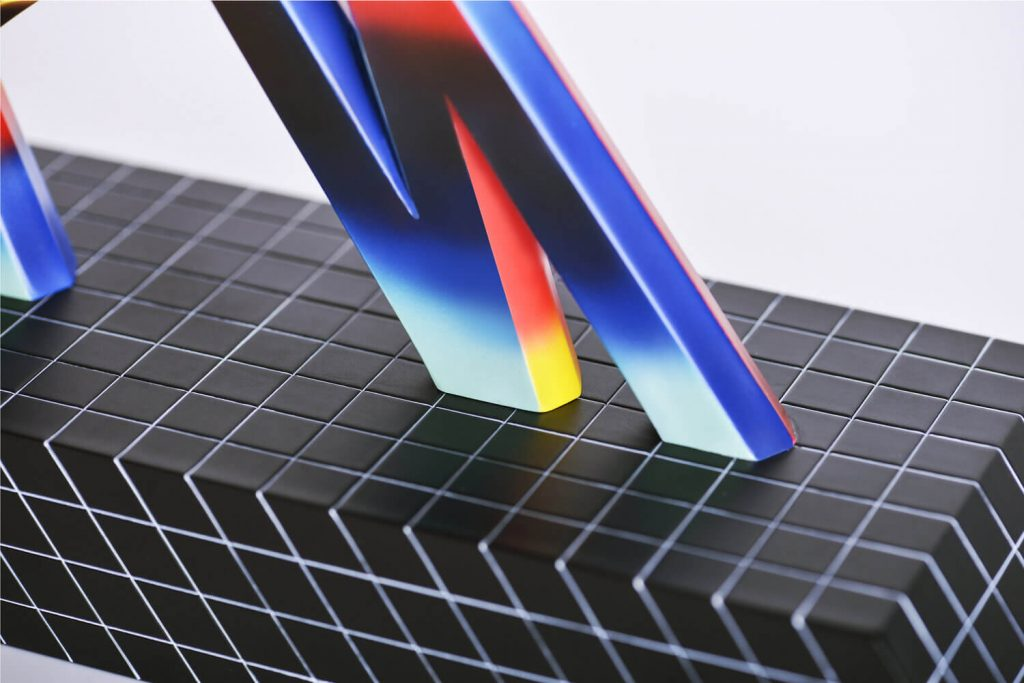 Felipe Pantone Multistabilitas Spanish 5 APPortfolio Sculptures