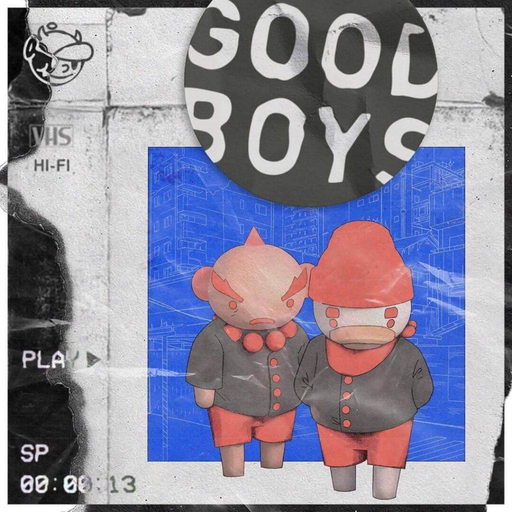 GoodBoys Fast Expo Sala Siroco Art Toys