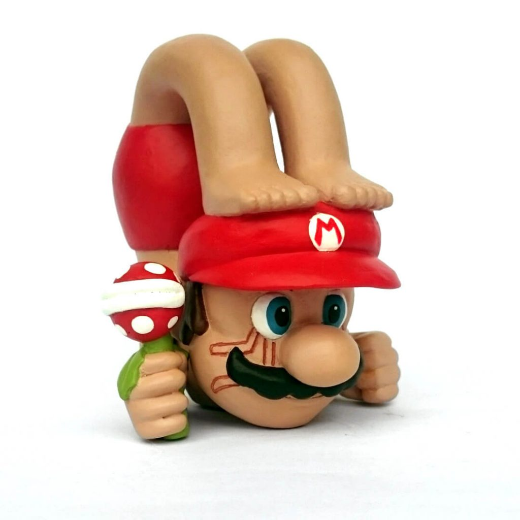Mario Puemape Camote Toys Art Toy Resin