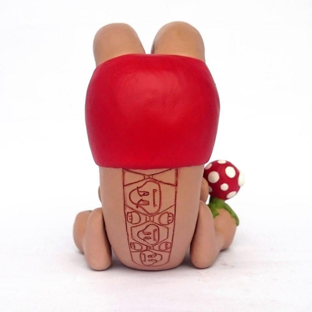 Mario Puemape Camote Toys Art Toy Resin