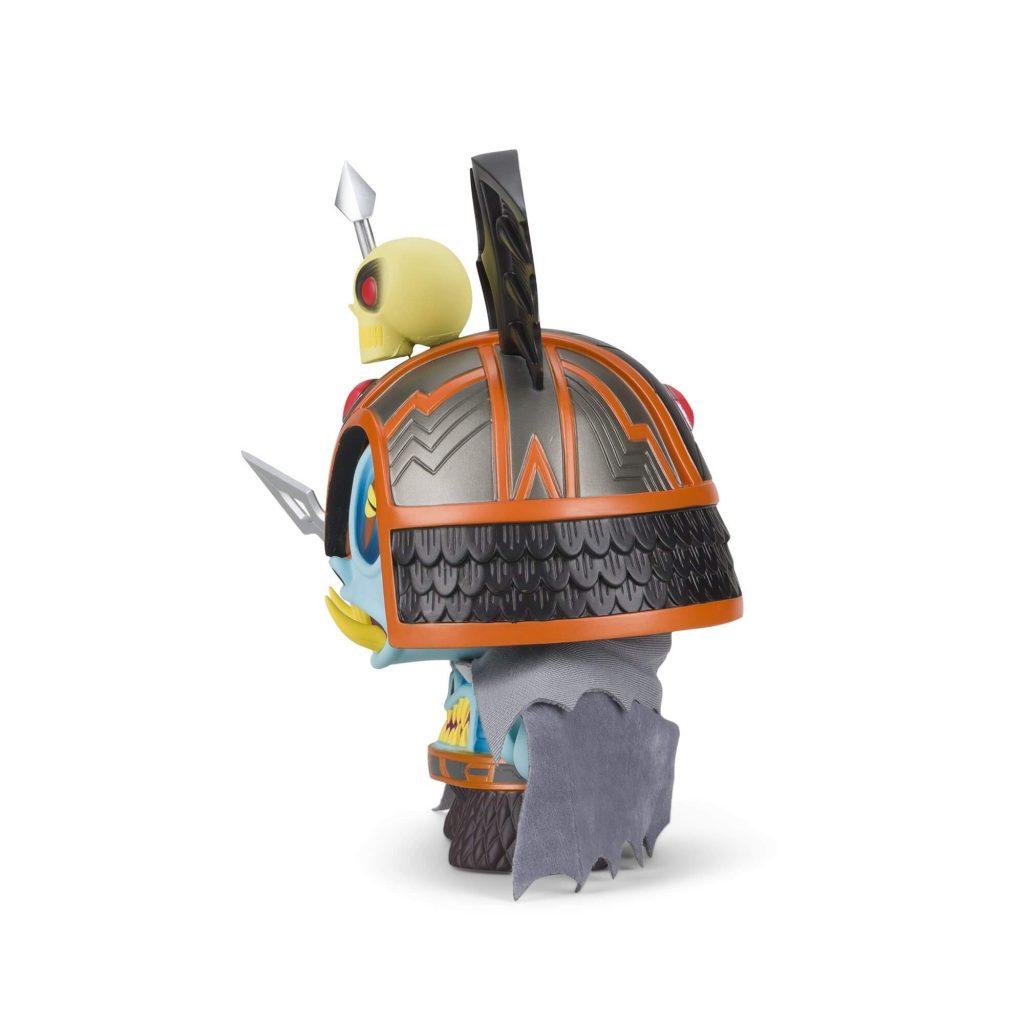 Martin Ontiveros Kidrobot Harbinger Dunny Art Toy