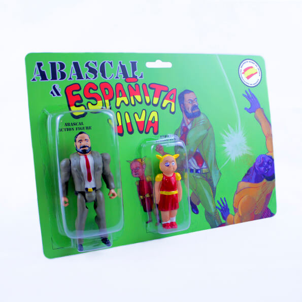 Moris de La Varga Action Figures Bootlegs
