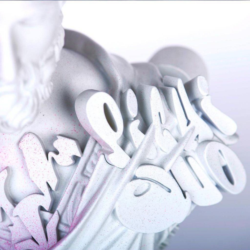 PichiAvo Hybrid Hero Spanish 5 APPortfolio Sculptures