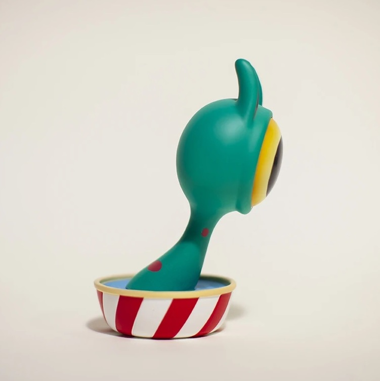 Akeku Oscar Llorens Art Toy Vinyl Toy Monster Mind