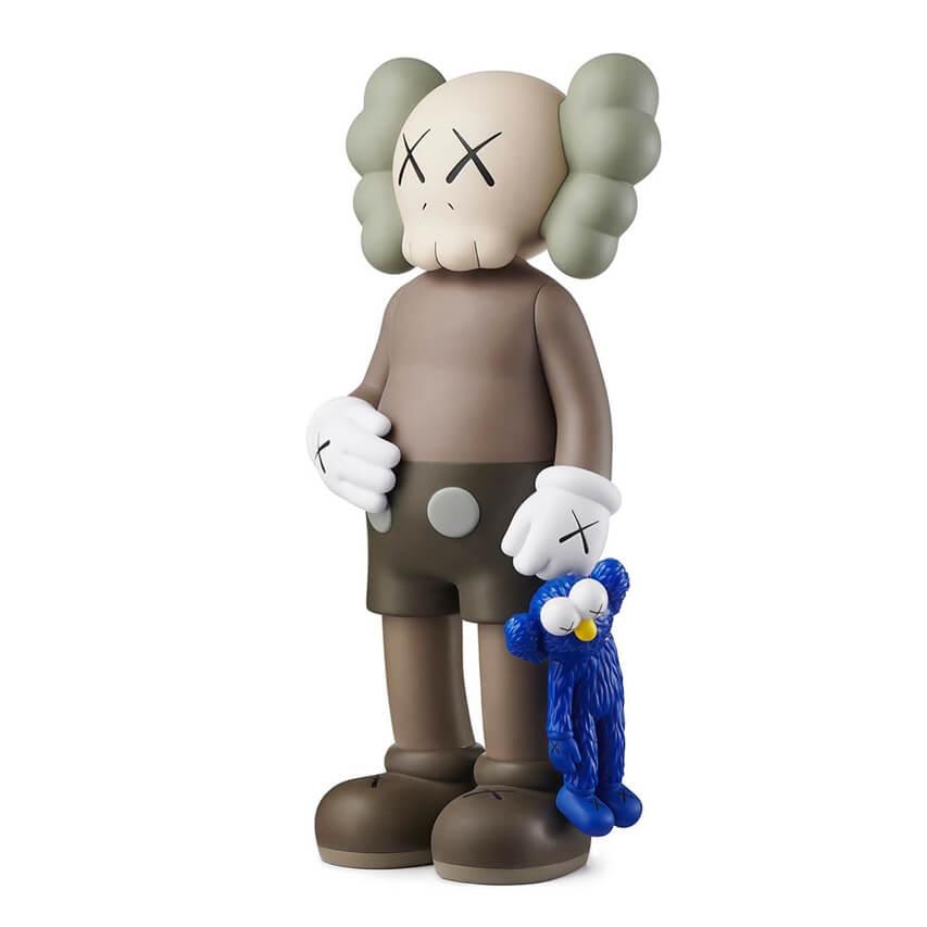 Share Kaws Companion Vinilo Art Toy