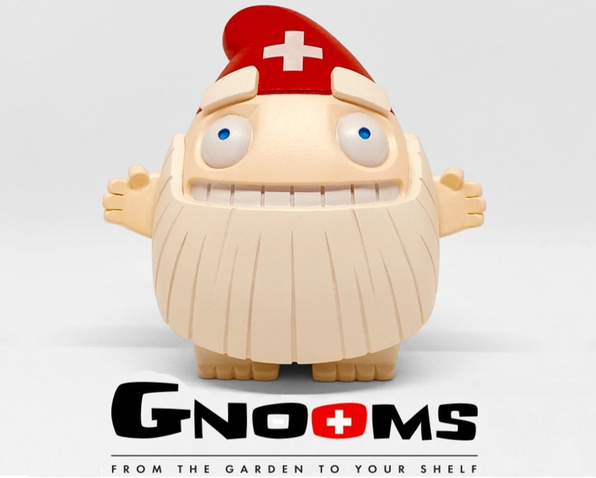 Gnooms Hai Dee Toys Resin toy Art