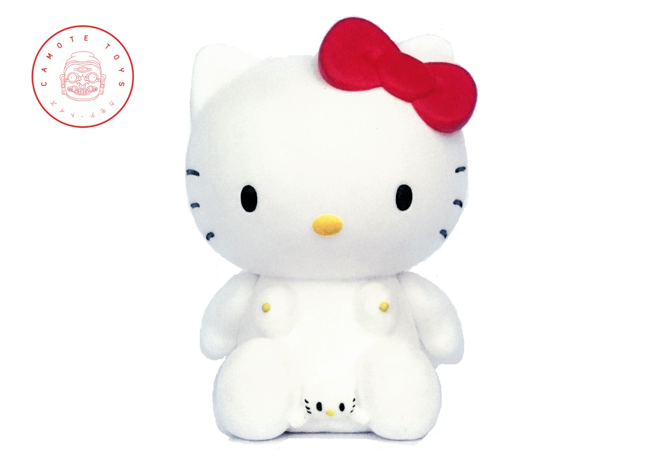 Hello Kittytéotl Camote Toys Resin Toy Art Toy