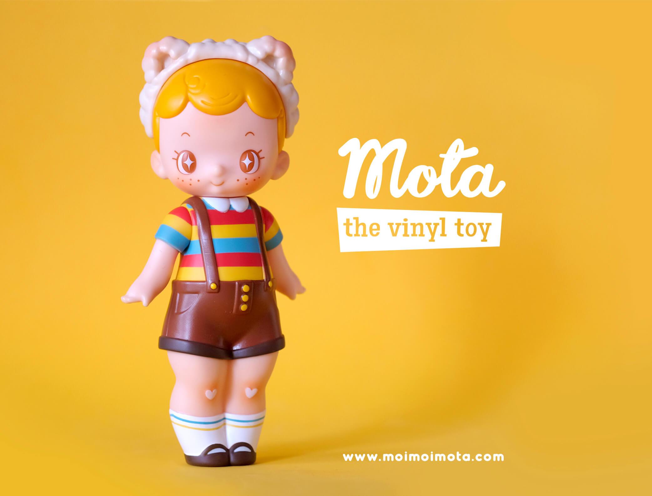 Mota moi moi mota Viny Toy Art Toy