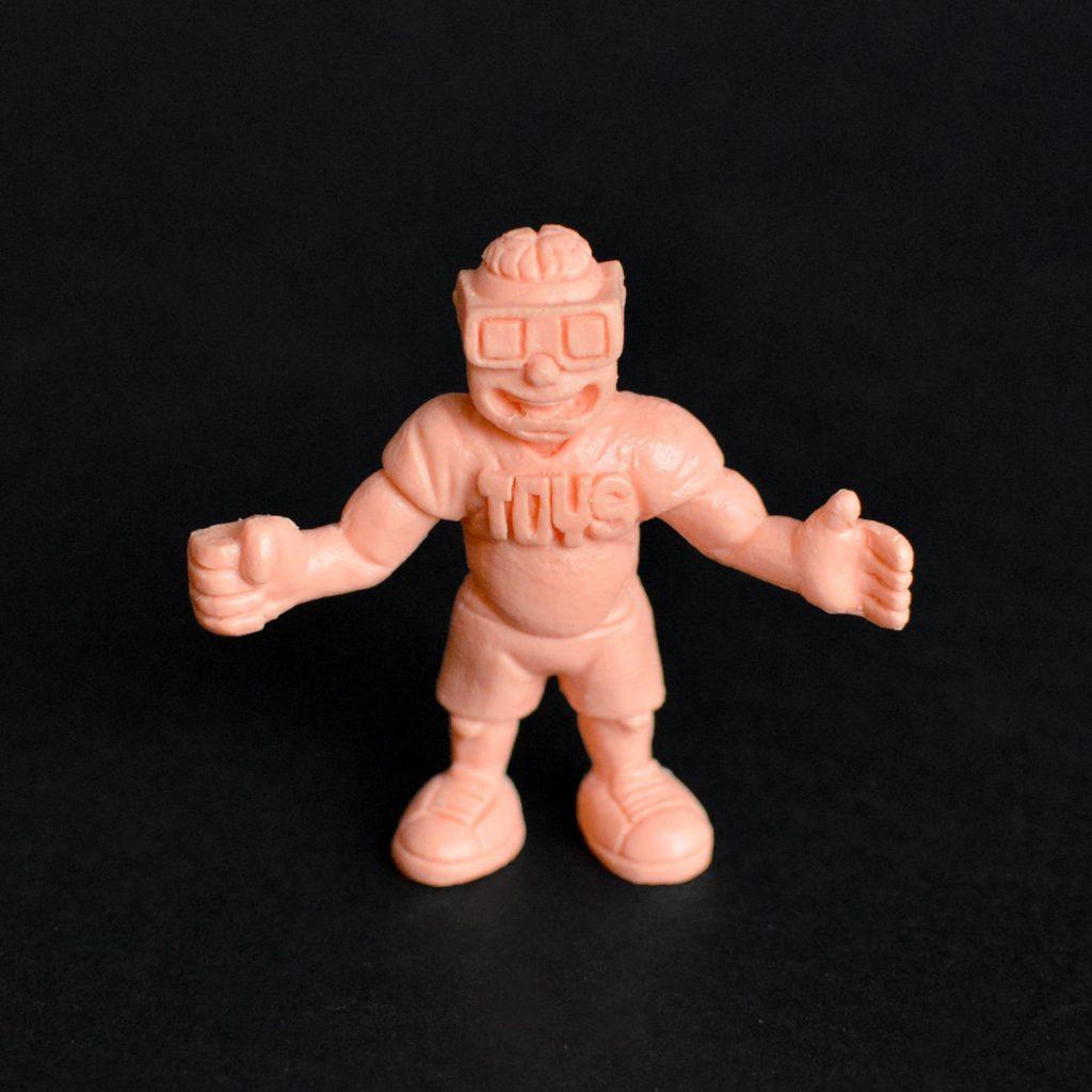 Nastytheplastic Keshi Toy Goma Muscle Bikkuriman