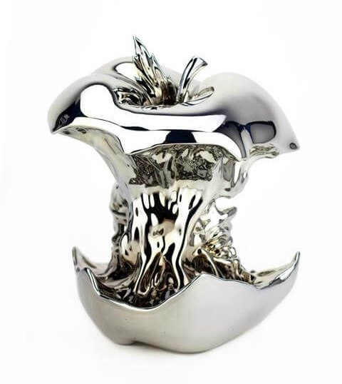 Rotten Chrome Djinn Tonic Clutter Art Toy Sculpture