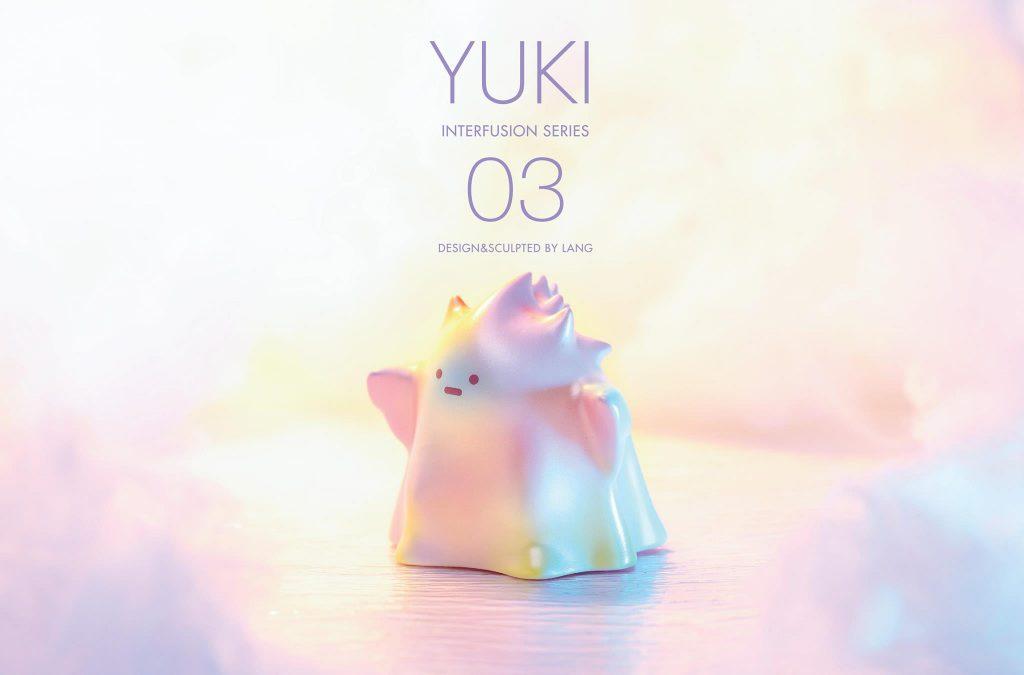 Yuki Interfusion Series 3 Popmart Lang Blind Box