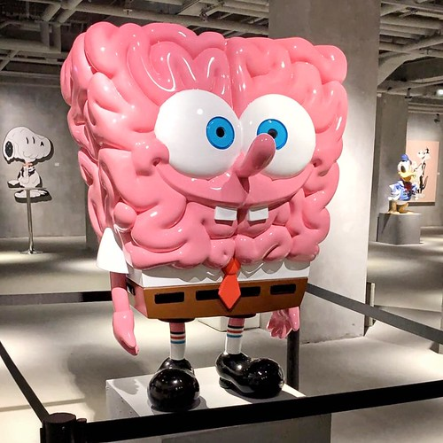 )Art Convex Hong Kong Emilio Garcia Sponge Brain