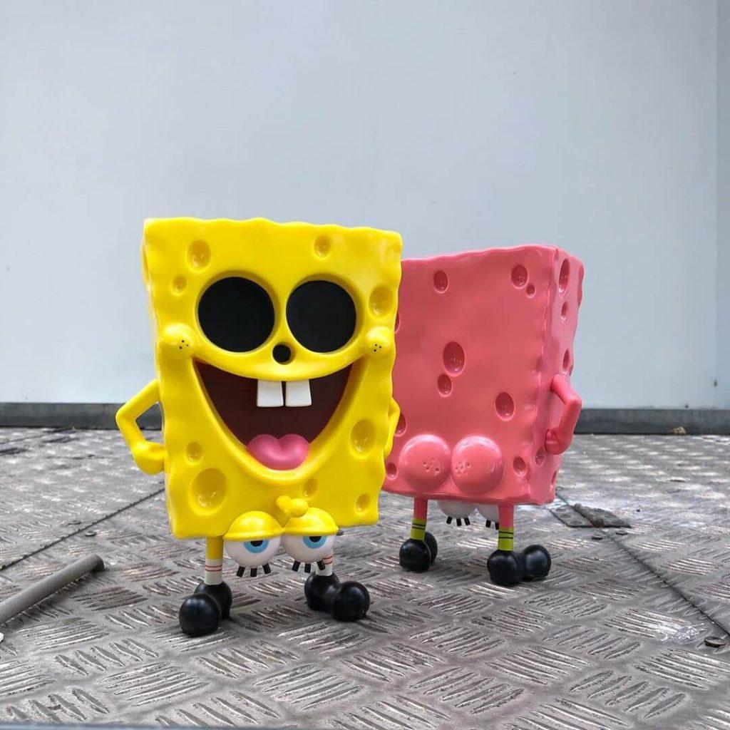 Spongeballs Abiebi Pobber Toys