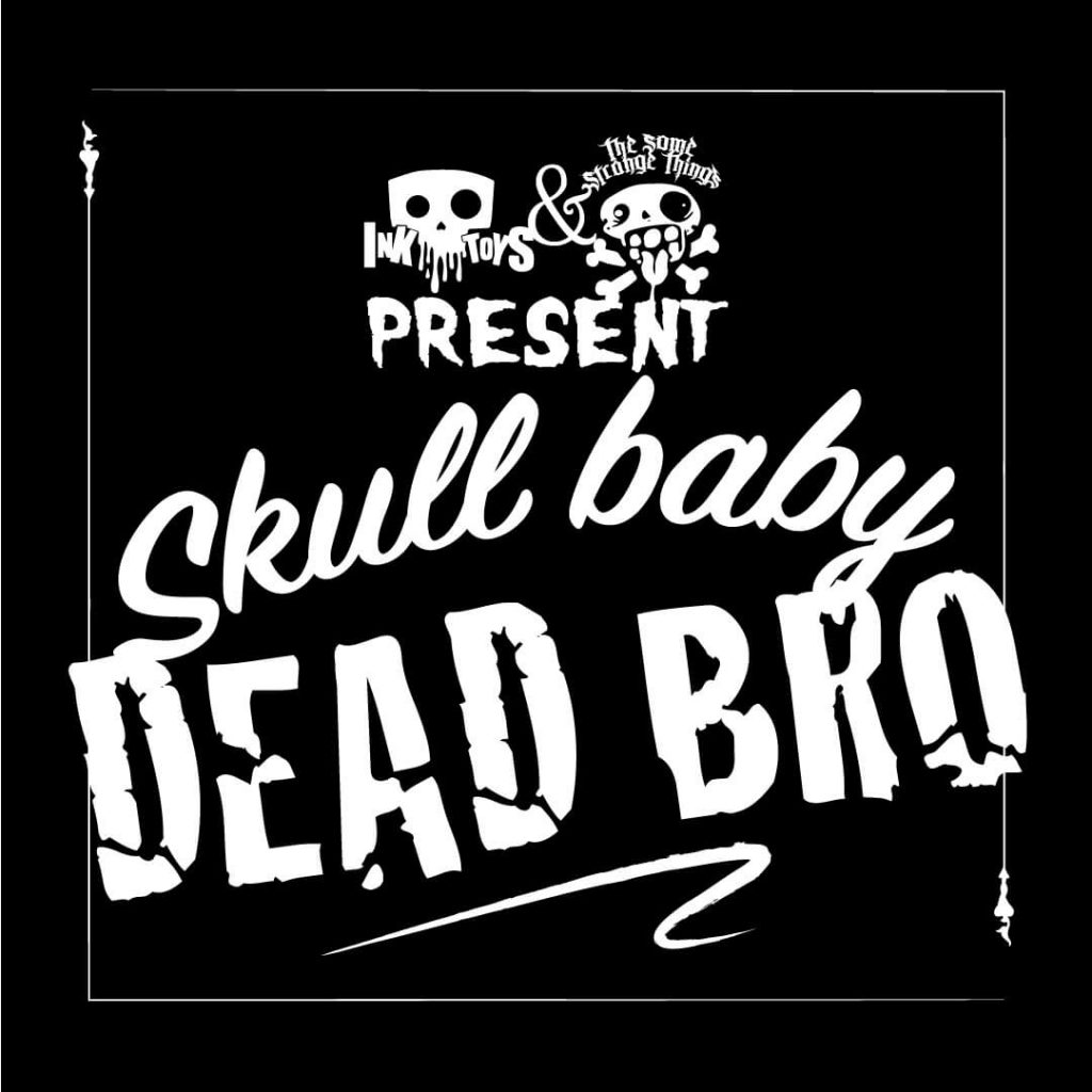 Baby Dead Bro Ink Toys Thing Toys