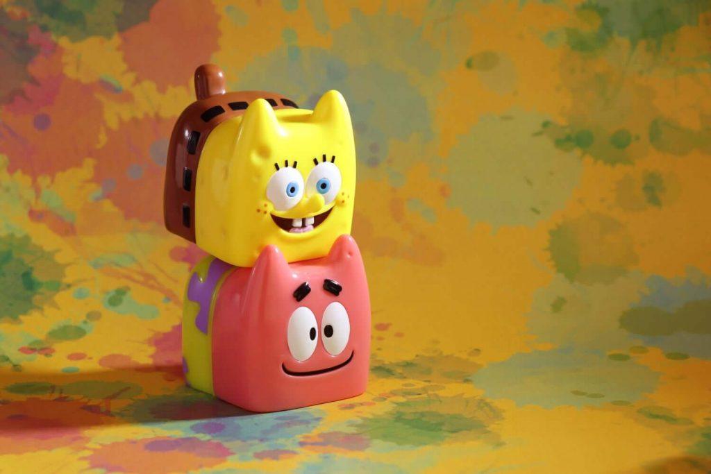 Unbox Industries Rato Kim Spongebob