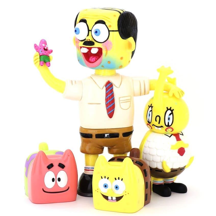 Unbox Industries Spongebob Squarepants Sofubi