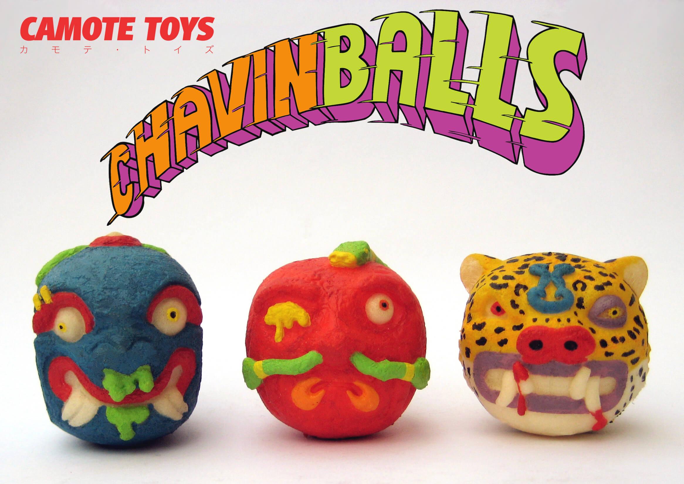 Chavinballs Madballs Camote Toys