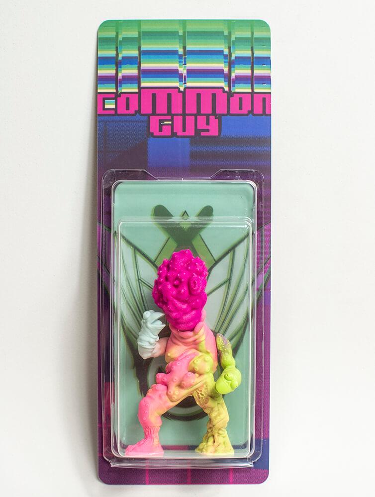 Common Guy Emilio Subira Art Toy