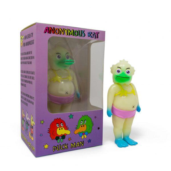 Anonymous Rat Duck Man