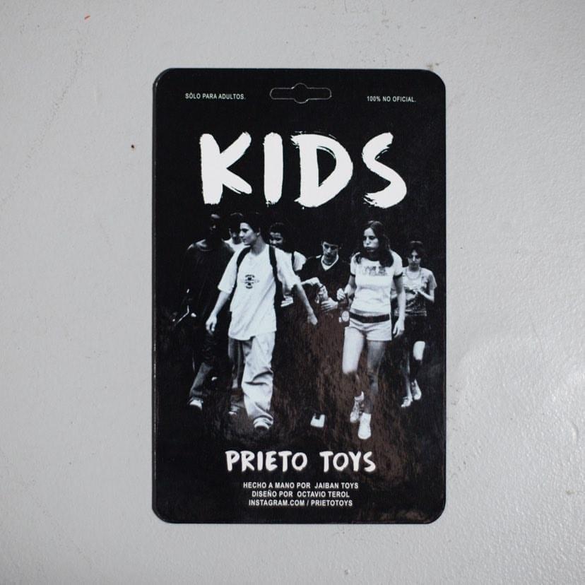 Jennie Kids Prieto Toys Art Toys Bootlegs