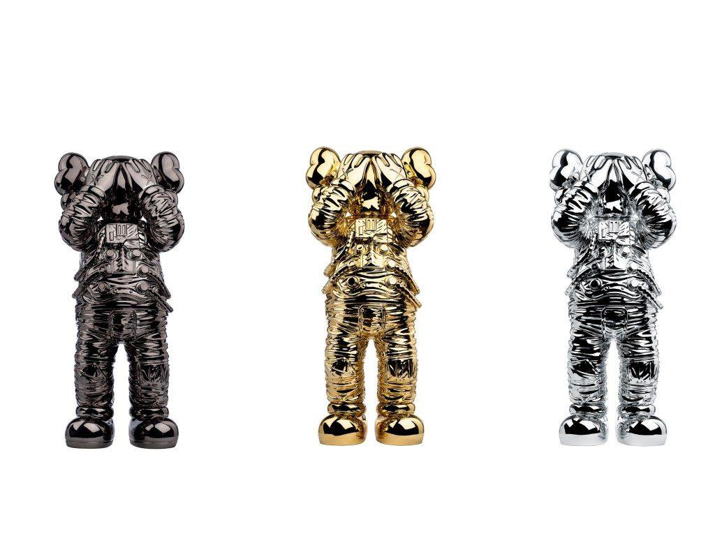 KAWS Holiday Space Companion Art Toy