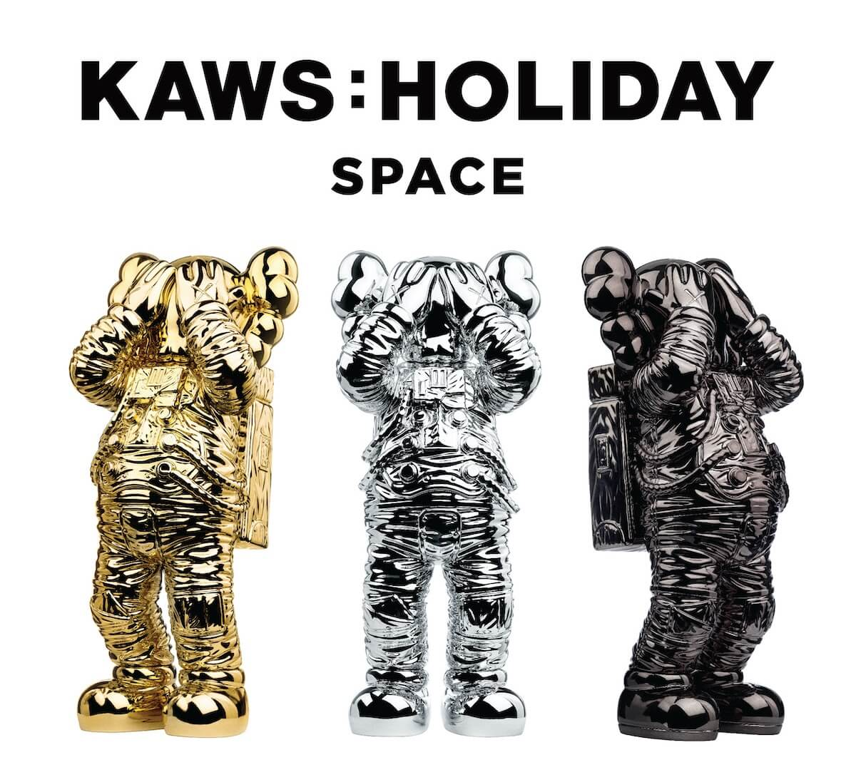 KAWS Holiday Space Companion Art Toy