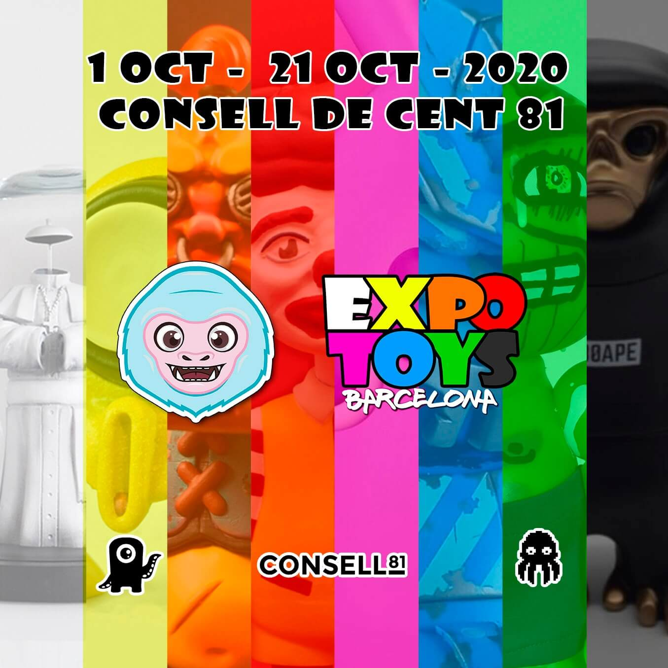 cartel expo toys