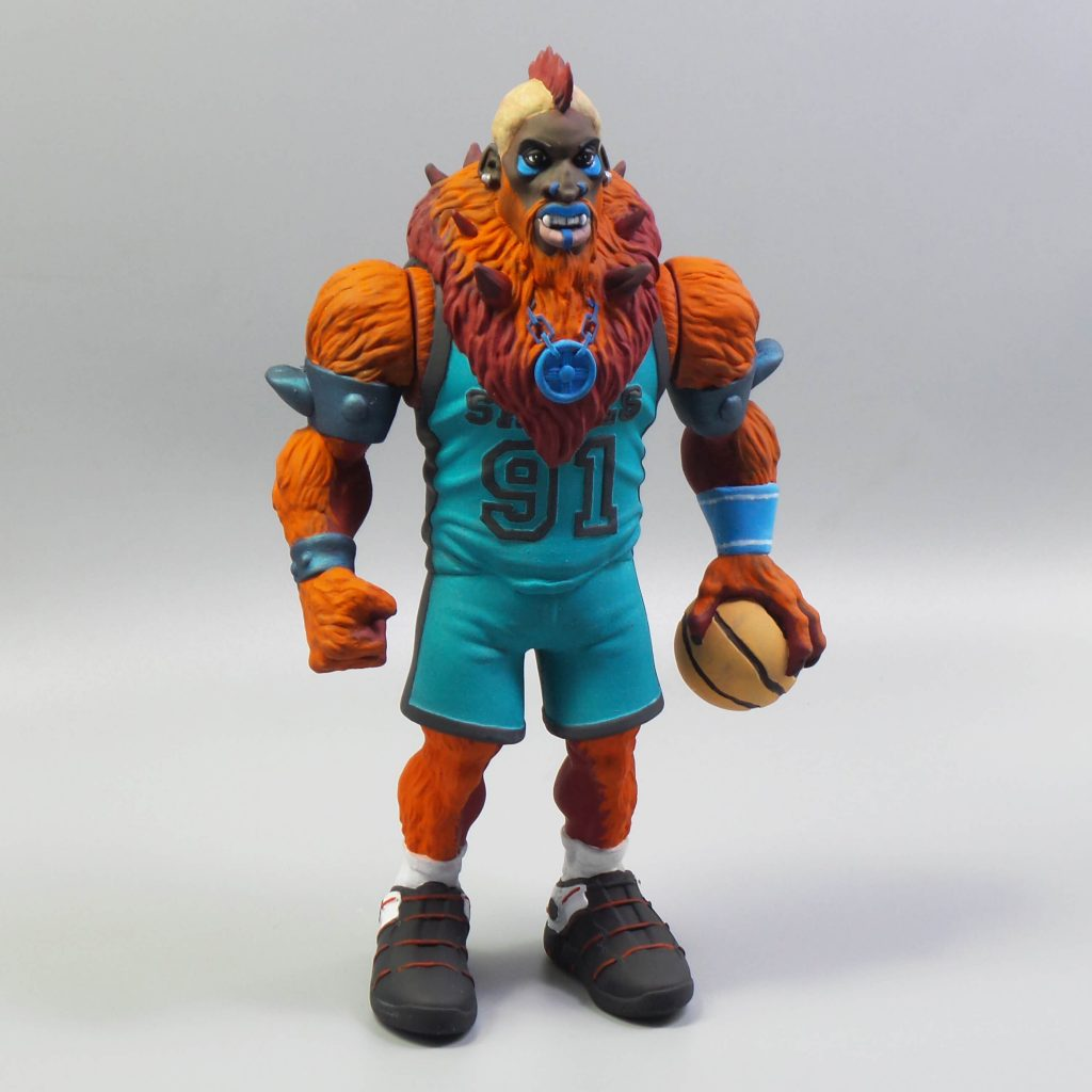 Hombre Bala - Beast R.Man