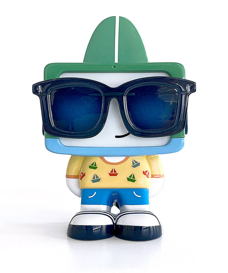 Bloggie Summer Tito Art Toy
