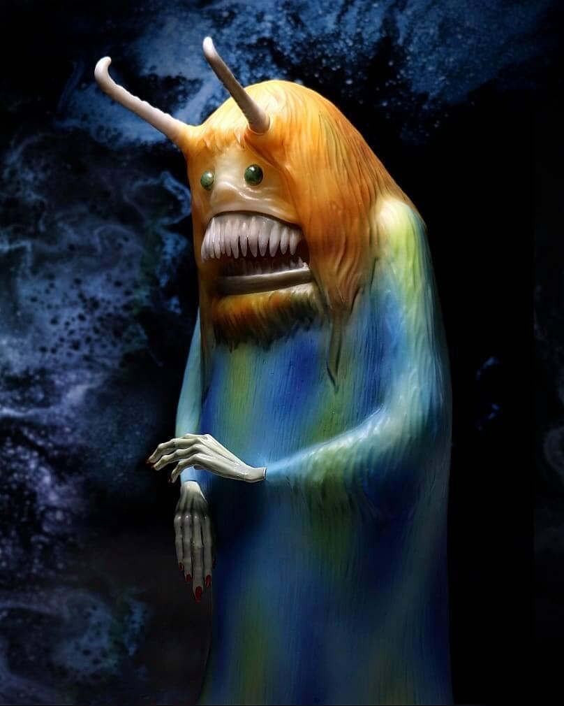 The Nameless Beast Unbox Industries Halloween 2020 Art Toys