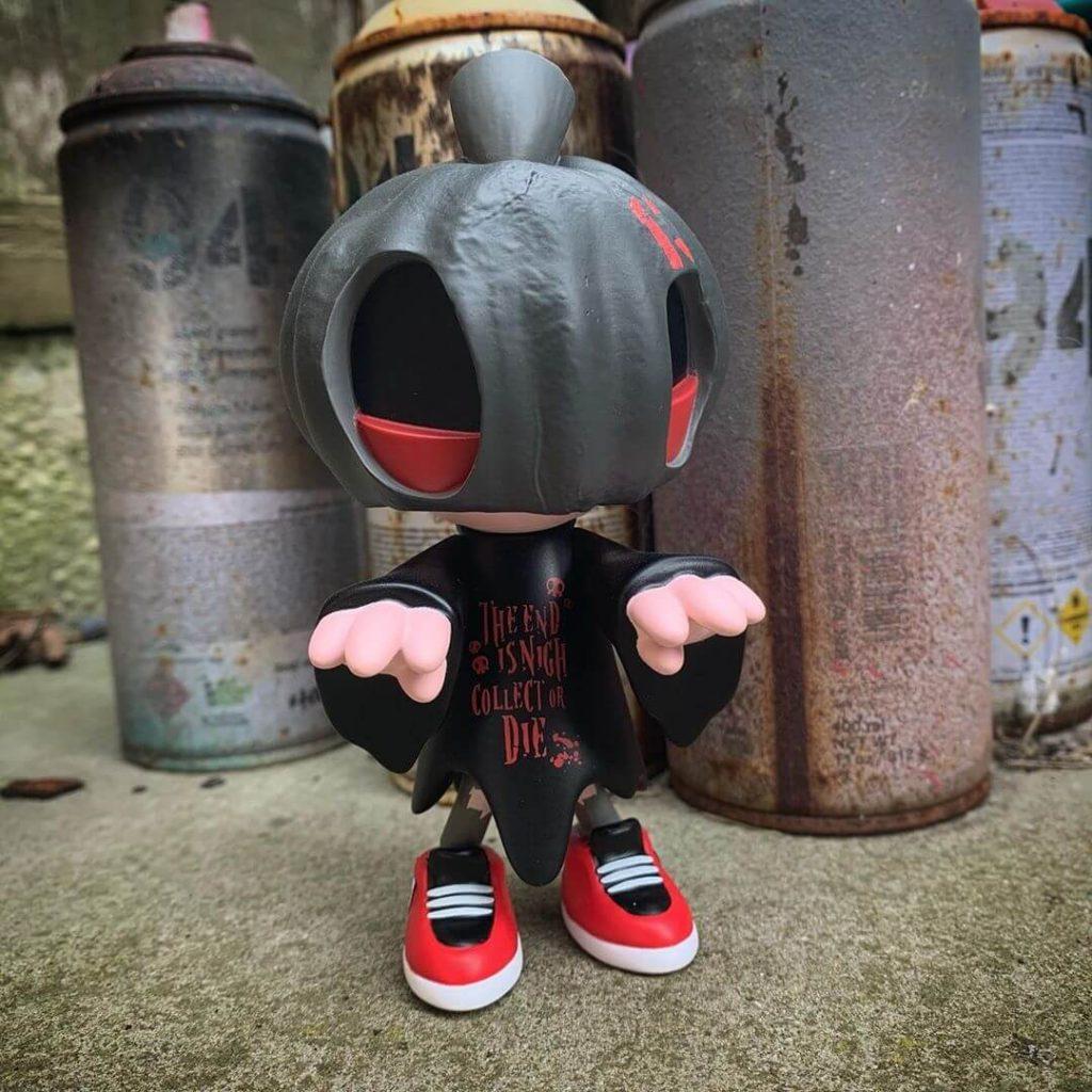 Pumpkid Czee Halloween 2020 Art Toys