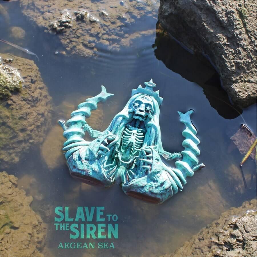 Slave to the Siren Egean Sea Martian Toys Halloween 2020 Art Toys